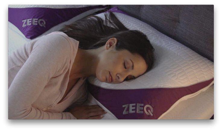 #Curiosidades #tecnología Una almohada con alarmas inteligentes, 8 altavoces y micrófono incorporados