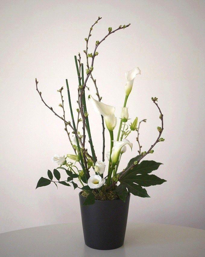 les 39 meilleures images propos de ikebana sur pinterest prunus chats et restaurant. Black Bedroom Furniture Sets. Home Design Ideas