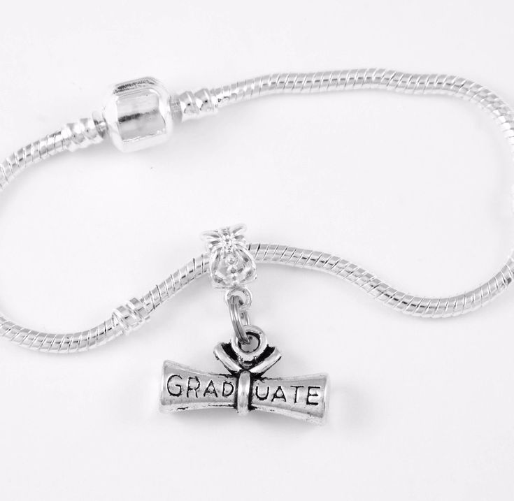 Graduation Bracelet Diploma Graduate Diploma Best Jewelry Gift Diploma Gift