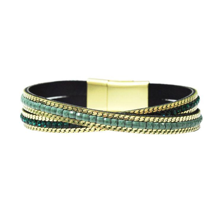 Green Bracelet - 24,80€