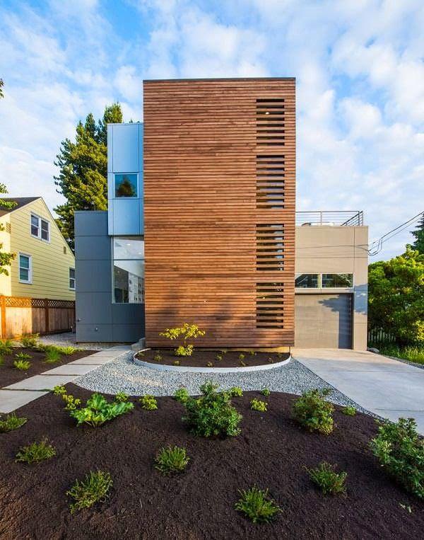 Mejores 168 im genes de arquitectura contempor nea house for Casas modernas en washington