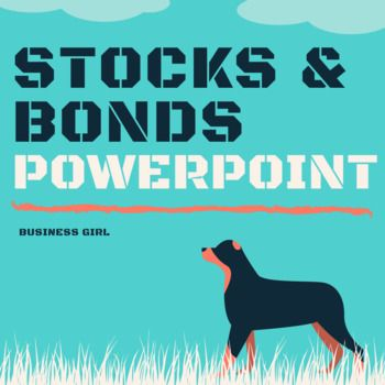 This Stocks and Bonds PowerPoint Presentation (PPT) covers: the definition of stock and bond, why companies issue stock, types of stocks, terms associated with stocks, stock symbols, bull and bear market, stock exchange, stock market index, bond terms, types of bonds, and bond ratings.