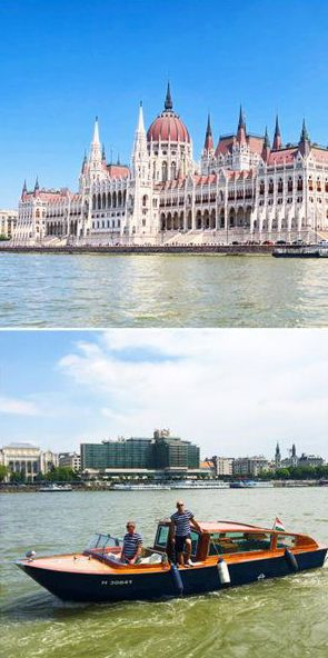One of my favourite things in Budapest, Hungary, was a Legenda boat trip on the Danube. It took around 30 minutes, but was really a great way to see the city from its heart.