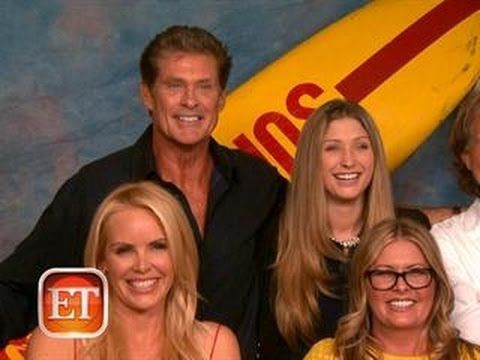 Baywatch  Cast Gathers 25 Years Later - YouTube