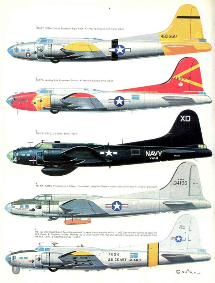 15 Boeing B-17 Flying Fortress Page 32-960