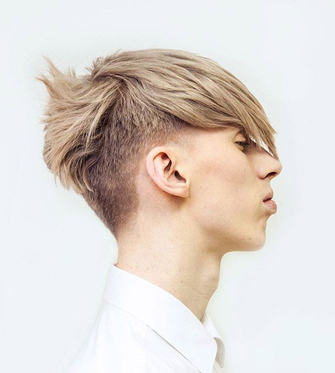 21 Pin Up Hairstyles That Are Hot Right Now: Best 39 Blonde Hairstyles For Men In 2017