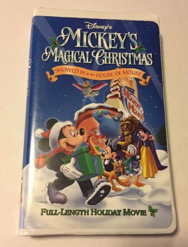 Mickeys Magical Christmas Snowed In At The House Of Mouse.Pin On Ebay
