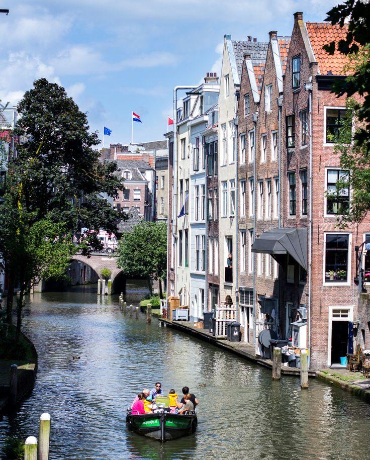 Wenn du Amsterdam magst, wirst du Utrecht lieben!