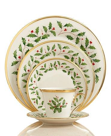 holiday china pattern by lenox by far u0026 away the most beautiful christmas china pattern