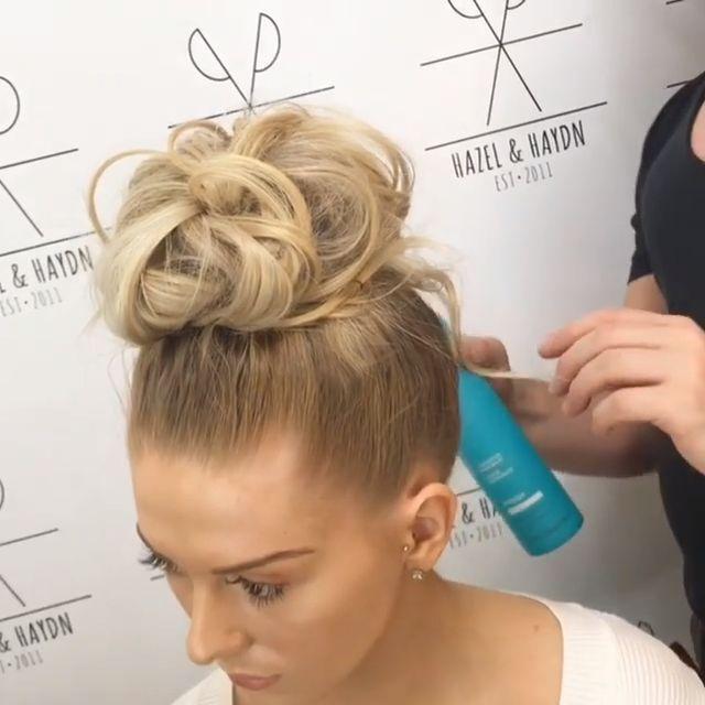 Einfache und schnelle Video-Haarführung! #Einfache Frisuren #Schnell ... -