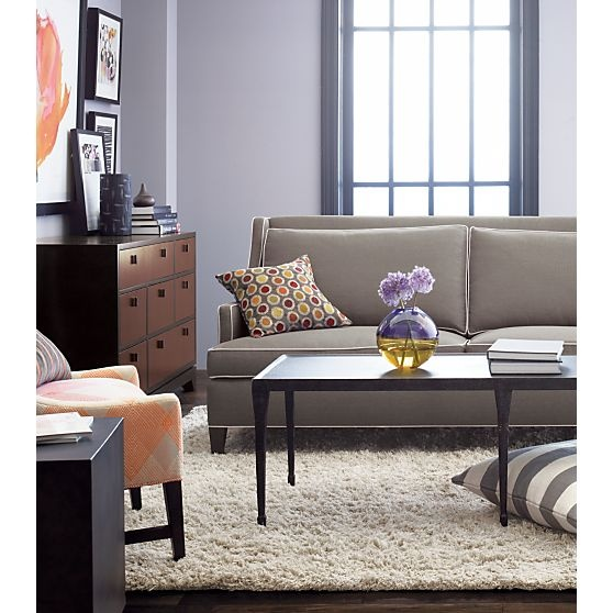 Silviano Coffee Table in Accent Tables Crate and Barrel