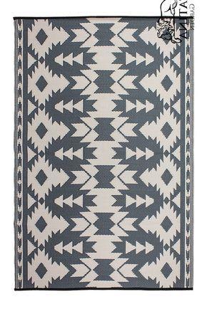 Outdoor Teppich, drinnen+draußen Balkon Terrasse Bad MIRAMAR grau, div Größen in Möbel & Wohnen, Teppiche & Teppichböden, Teppiche | eBay