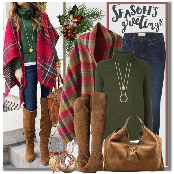 How To Wear Season's Greetings Outfit Idea 2017 - Fashion Trends Ready To Wear For Plus Size, Curvy Women Over 20, 30, 40, 50