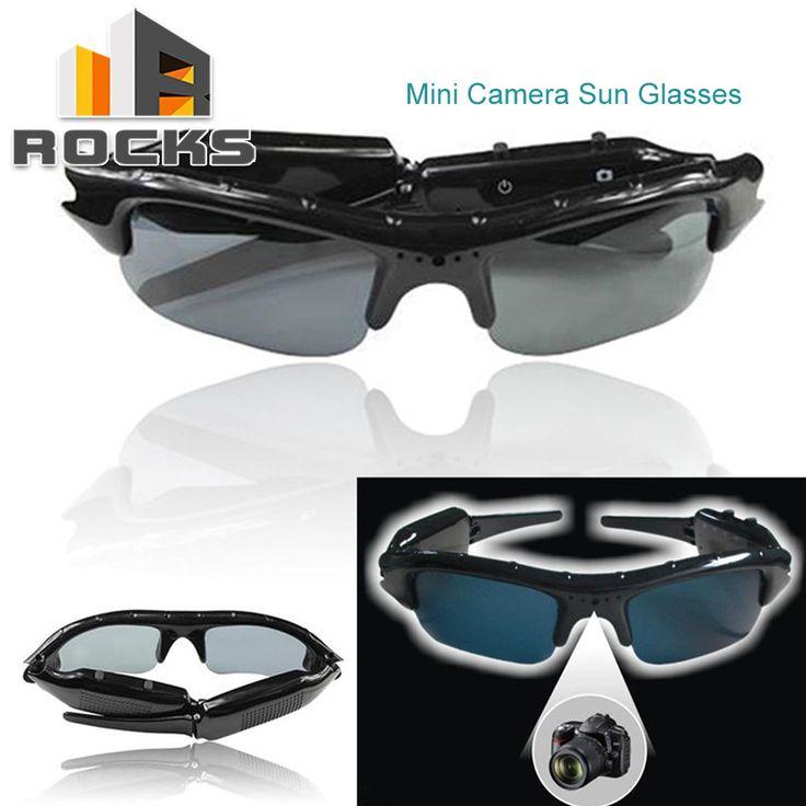 Cheap price US $15.10  Sun glasses Video Recorder Digital Cam , Mini Camera Sport DV with Audio Sound, gafas con camara, oculos com camera  #glasses #Video #Recorder #Digital #Mini #Camera #Sport #Audio #Sound #gafas #camara #oculos #camera  #HiddenCamera