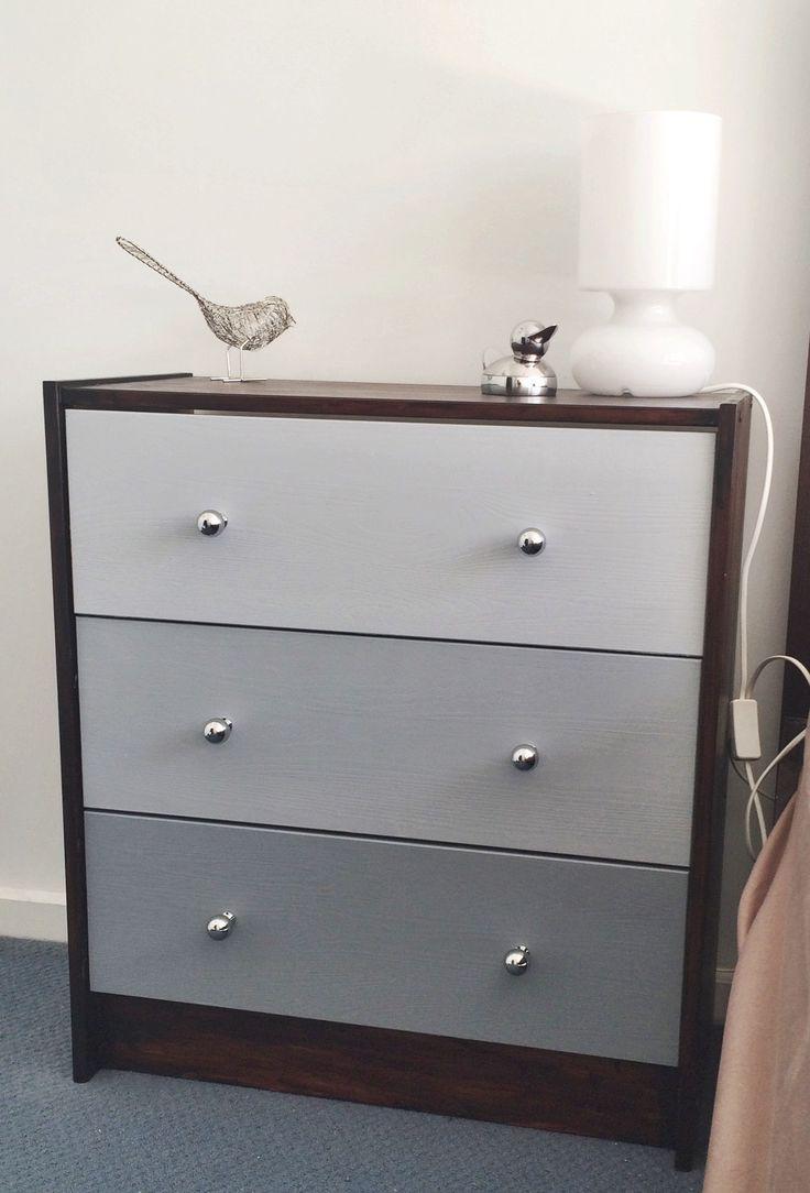 17 best images about rast dresser re do on pinterest. Black Bedroom Furniture Sets. Home Design Ideas