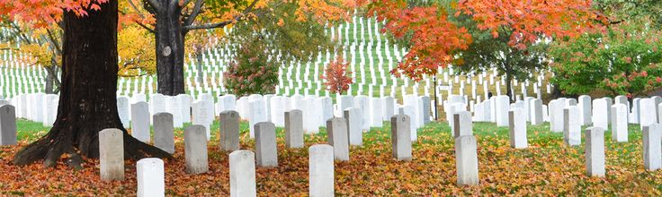 Join Free Tours by Foot on this pay-what-you-like Arlington National Cemetery tour. Learn all about the criteria for burial and so much more.