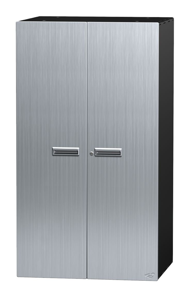 Metal Storage Cabinet With Doors