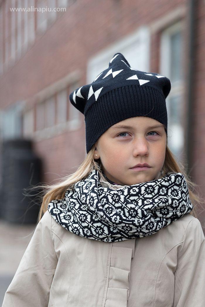 Rusetti hat, Mitali tubular scarf  www.alinapiu.com