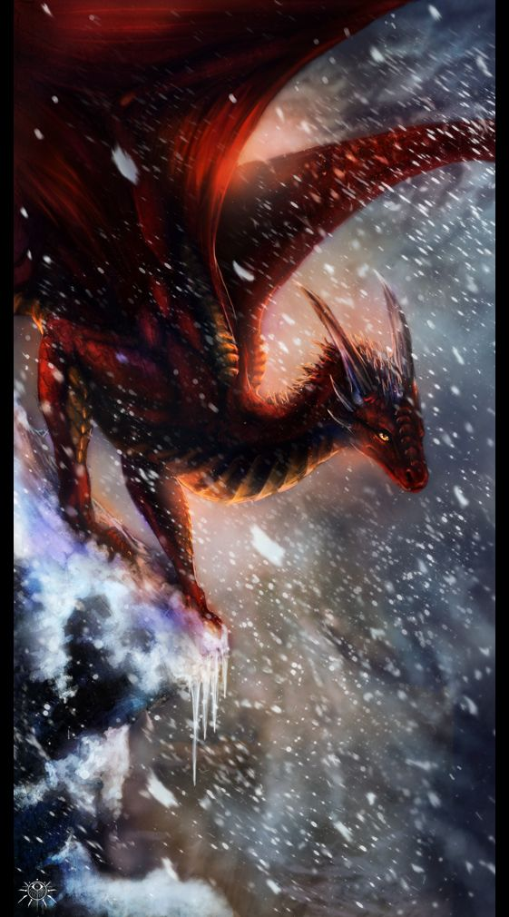 Dragon red - Dragons - Milady-Lucie - Pictures - Club Ados.fr
