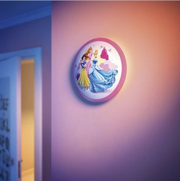 Plafondlamp Philips Disney Princess | Kinderlamp