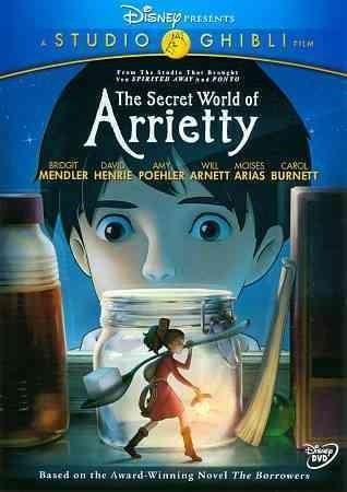 Disney The Secret World Of Arrietty  #disney #disneysecrets