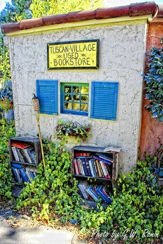 Tuscan Book Store