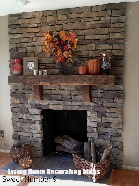 Chic Indoor Fireplaces for Your Home Amazing Decorating Ideas