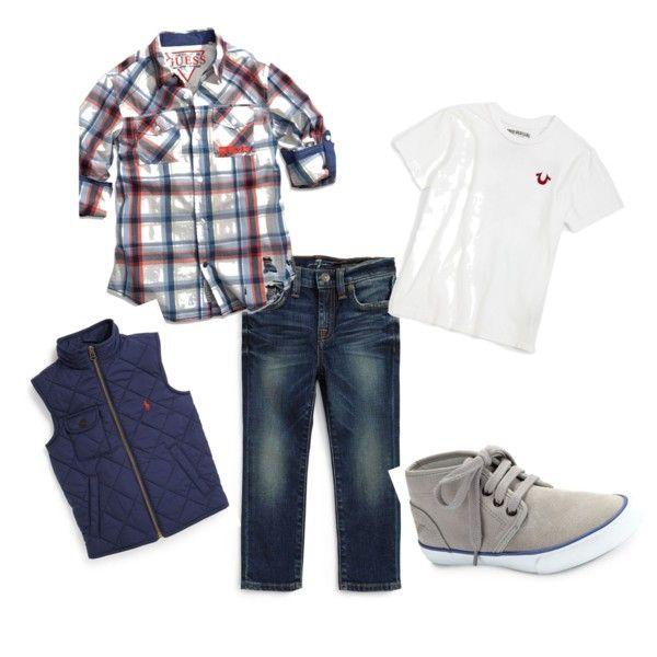 Little boy fall style ideas