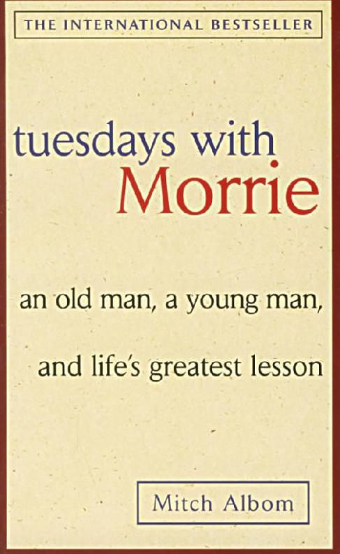 tuesdays with morrie book vs movie essay