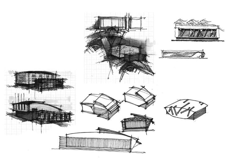 271 best Modern Architecture Sketches images on Pinterest