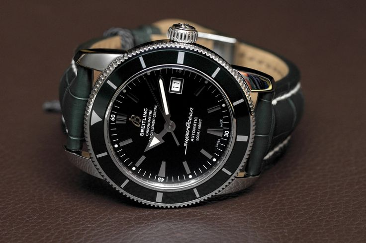 Professional Watches – Wristwatch Blog: Hands-On With The Breitling Superocean Heritage Diver