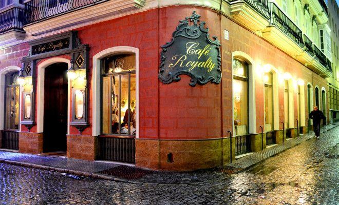 Café Royalty: un lugar para soñar