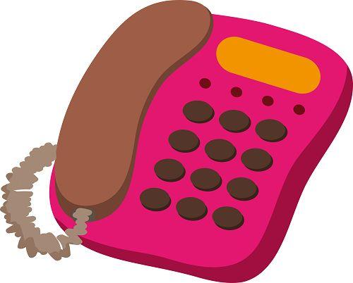 telefono Juego educativo: El teléfono mágico