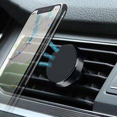 Magnetic Car Phone Holder 360 Rotation Air Vent GP…