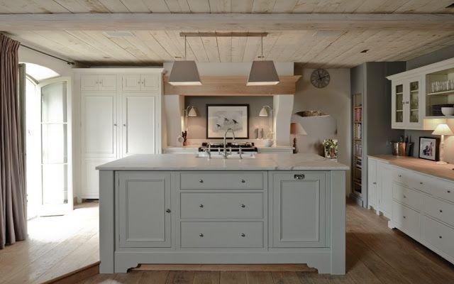 Depósito Santa Mariah: Antigo Celeiro Convertido Em Uma Bela Cozinha!