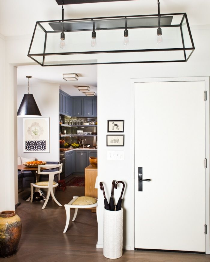 NYC Residence by Janelle Lee at Coroflot.com | Lighting