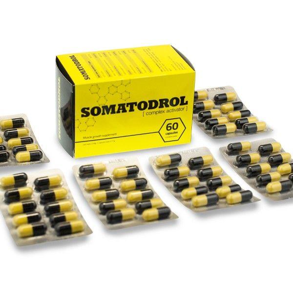 somatodrol – wyzwól hormon wzrostu w naturalny sposób!