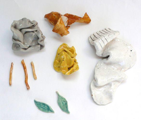 Scott and Tyson Reeder: Garbage Ceramics