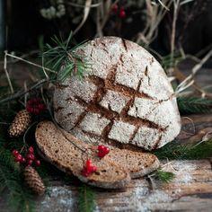 Рецепт - Немецкий ржаной хлеб Holsteiner Landbrot (Гольдштейнский деревенский хлеб)