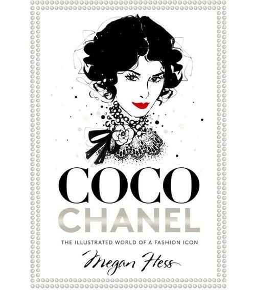Livre Coco Chanel par Megan Hess