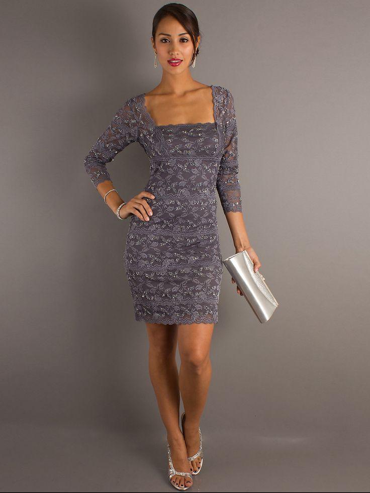 Vestidos de Encaje Elegantes - Para Más Información Ingresa en: http://vestidoscortosdemoda.com/vestidos-de-encaje-elegantes/