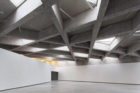 Museum Liaunig, Neuhausen am Rheinfall, 2015 - Querkraft architekten