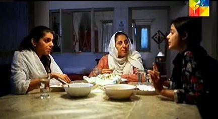 Zindagi Gulzar Hai: Kashaf with Familly.