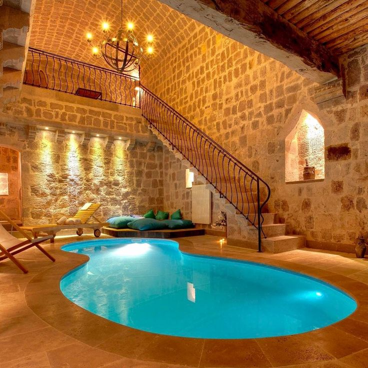 Underground Swimming Pool Designs
