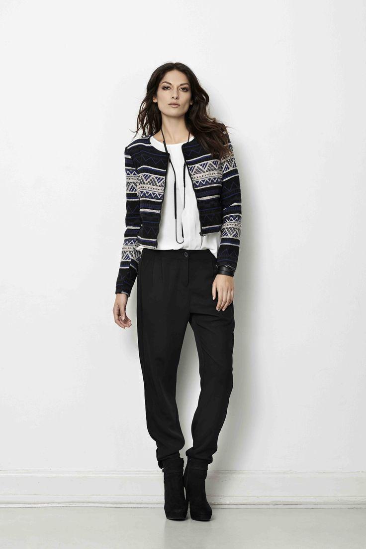 soyaconcept - jacket - blazer - cardigan - shirt - pants