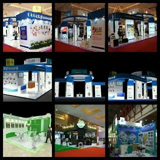 Vendor Booth Pameran #GOOGLE