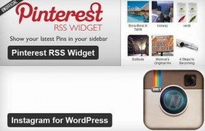 Awesome Article on Pinterest and Instagram.