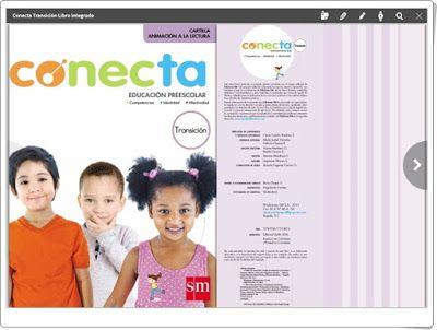 Cartilla de Animación a la Lectura (S.M. Conecta, Educación Preescolar, Colombia)