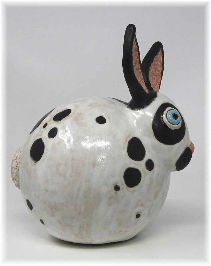 Ceramic Rabbit Keramikhase