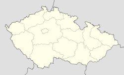 Karviná is located in Czech Republic